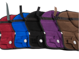 Bareback Pad Assorted Colors